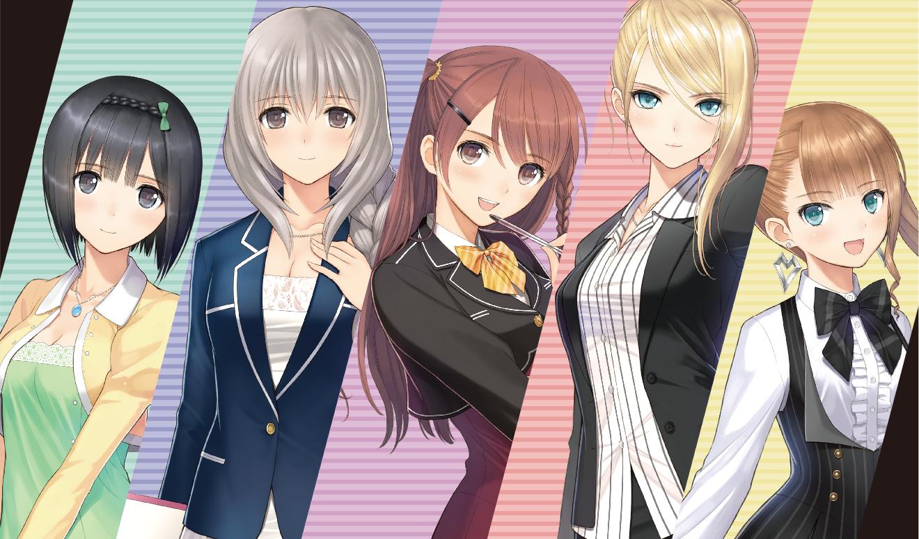 【StarHorsePocket】5人の美人秘書とレース優勝を目指そう!